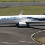B737-800 Next Gen F-ONGA Air Austral