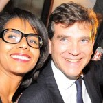 Arnaud-Montebourg-R-and-Audrey-Pulvar