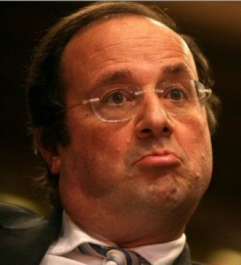 Francois Hollande vu par le New York Times